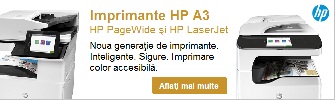 Banner HP Imprimare contractuala HP A3